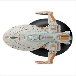 Eaglemoss Star Trek USS Yeager NCC-65674 Die-Cast Replica NEW IN STOCK