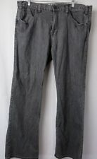 Hurley Mens 99 Relaxed Fit Jeans Gray Size 38  #7422