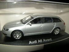 1:43 Minichamps Audi A6 Avant Typ C6 silber/silver OVP