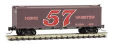 NIB Z MTL #51800490 40' Wood Reefer Heinz Series #4 #496