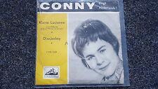 Conny Froboess - Kleine Lucienne 7'' Single SUNG IN DUTCH