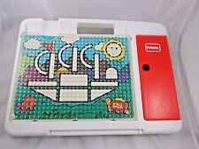 Playskool Shape Activity Desk 2051 1994