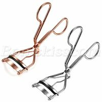 Professional Handle  Eyelash Curler Curl Clip Makeup Tool With 2 Refill Rubber