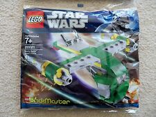 LEGO Star Wars Clone Wars Brickmaster - Bounty Hunter Assault Gunship 20021 New