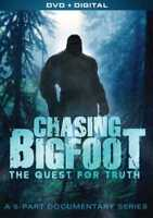 Chasing Bigfoot: The Quest for Truth NEW DVD
