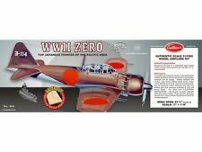 GUILLOWS GUILL404LC MITSUBISHI ZERO WWII KIT *