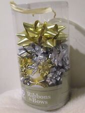 New Box for Sale - 30 assorted Ribbons & Bows ( Great Gift for Holiday Gift )