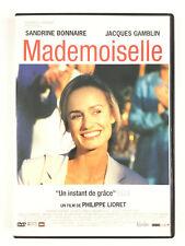 Mademoiselle DVD Sandrine Bonnaire De Philippe Lioret