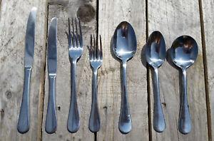 Vintage VINERS OASIS stainless steel cutlery various pieces