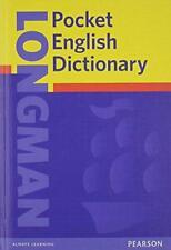 Longman Pocket English Dictionary (Longman Pocket Dictionary) by Pearson Longman