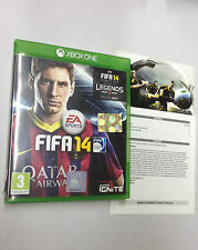 FIFA 14 XBOX ONE USATO FUNZIONANTE