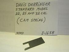 DAVIS DERRINGER | STANDARD MODEL -22, 25, 32,  ( Cam Spring)  (J-1658)