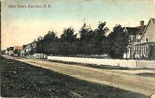 A Quiet Day On Main Street, Harcourt NB, New Brunswick, Canada