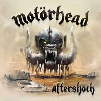 Aftershock - Motorhead CD Sealed ! New !