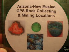 Pdf Arizona New Mexico Rock Collecting Mine Gps Locations Download