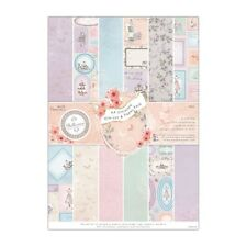 A4 ULTIMATE PAPER & DIE CUT PACK - Bellissima Collection  - DOCRAFTS