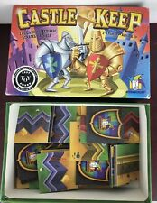 Castle Keep The Game Of Medieval Strategy & Siege by Gamewright