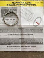 Fulcrum 11 Speed Freehub Cassette Spacer for Shimano SRAM Mavic - 10/ 9 Speed
