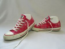 CONVERSE All Star Chuck Taylor Low Top Trainers, Pink, Size UK 6, Eur 39