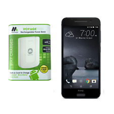 HTC One A9 32GB Carbon Gray for Boost Mobile with Power Bank - New