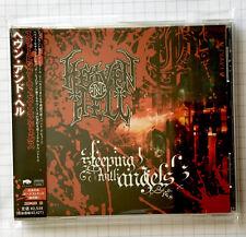 Heaven 'N' Hell-Sleeping With Angels + 1 bonus Japon CD OBI UICO - 1057