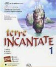 TERRE INCANTATE VOL.1 +DVD-ROM +Mito epica, LATTES SCUOLA COD:9788880428343