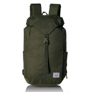 Herschel Supply Co. - Thompson Backpack - Olive Night Crosshatch