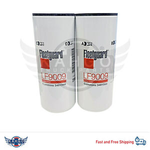 FleetGuard Oil Filter LF9009  3401544  *(PACK OF 2)*