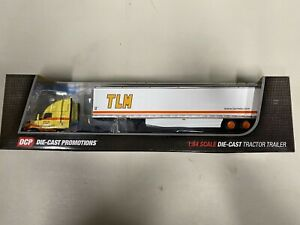 """DCP 33930 """"TLM"""" Kenworth T680 1:64 Die-cast Promotions First Gear"""