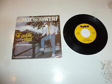 """ADRIE VAN DER WERF - Te Gekke Stad - 1983 Dutch 7"""" Juke Box Vinyl Single"""