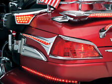 KURYAKYN TRUNK ACCENT SWOOPS LED L.E.D GOLDWING GL1800 HONDA 3233