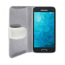 Artwizz SeeJacket estuche de cuero de piel cubierta de piel Samsung Galaxy S5 mi