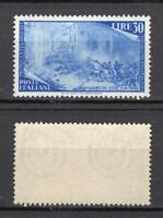 #404 - Repubblica - 30 lire Risorgimento, 1948 - Nuovo (** MNH)