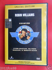 rare dvd,film,good morning vietnam,robin williams,special edition,barry levinson
