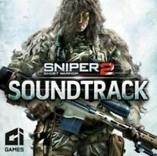 Sniper: Ghost Warrior 2 (Original Video Game Soundtrack) - Michal Ciele (NEW CD)