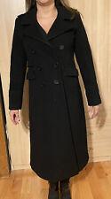 Marc New York Andrew Marc Women's Black Wool Blend Coat Size 6