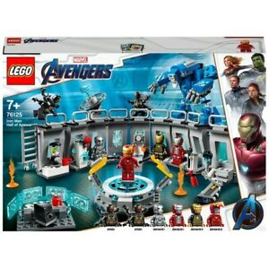 LEGO 76125 Marvel Super Heroes Iron Man Hall of Armour