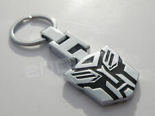 TRANSFORMERS AUTOBOT OPTIMUS METAL CAR VAN KEY CHAIN RING KEYRING GIFT IDEA BIKE