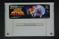 Super Metroid Nintendo Super Famicom Cartridge Only Japan Import Game