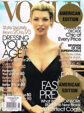 Vogue August Magazines in English