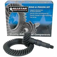 "Allstar Performance 70038 Ring and Pinion Gear 6.00:1 Ratio Ford 9"" Set"