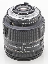 Nikon AF Nikkor 24-85 mm D IF Aspherical Macro 24-85 mm 1:2. 8-4 2.8-4