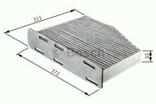 1987432397 BOSCH ACTIVE CARBON CABIN FILTER R2397 [POLLEN FILTERS] NEW IN BOX