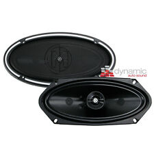 "Memphis Car Audio PRX4102 Full Range 4""x10"" Coaxial 2-Way Speakers 100 Watts New"