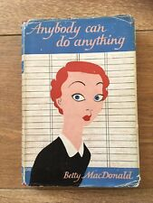 Vintage Hardback Anybody Can Do Anything 1951