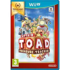 Nintendo Wii U juego capitán Toad Treasure Tracker para la nueva mercancía nueva WiiU