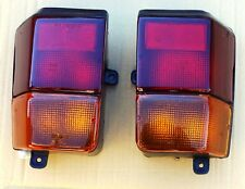 TOYOTA LITACE KM36 CM36 MODEL 1986 91 TAIL LIGHTS PAIR LEFT RIGHT AFTERMARKET