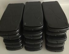 Lot 17 Texas Instruments Ti-83 Plus & Ti-83 Graphing Calculator w/ back covers