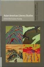 Asian American Literary Studies (Introducing Ethnic Studies EUP) by
