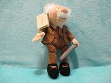 BNWT Disney Store Muppets Show - Waldorf - Soft Plush Stuffed Toy Doll Statler